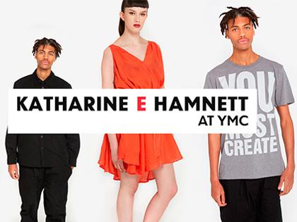 Katharine E Hamnett