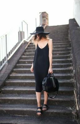 Почему в широкой чёрной одежде не так жарко, как в белой