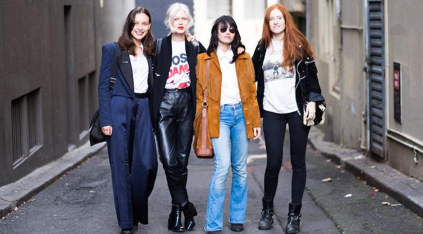 австралийски модницы