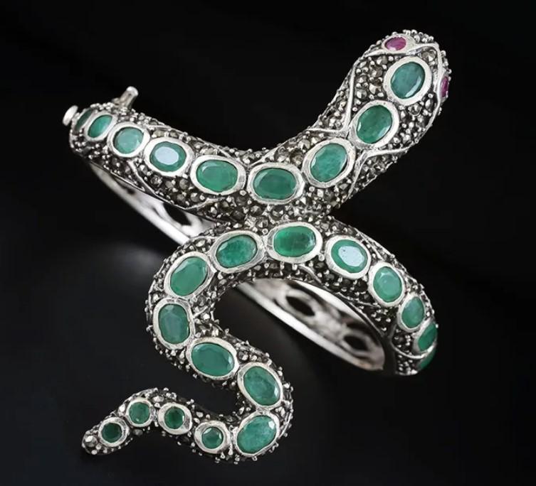 браслет змея 4