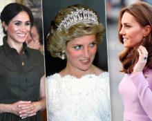 Стоит ли носить украшения принцессы Дианы её невесткам