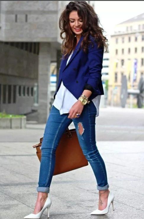 джинсы 5