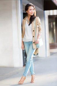 джинсы 7