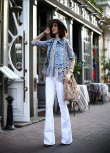 джинсы клеш 2