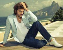 джинсы красавчик