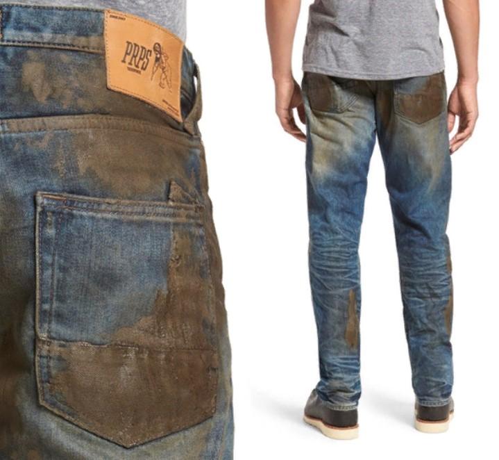 грязная одежда 1
