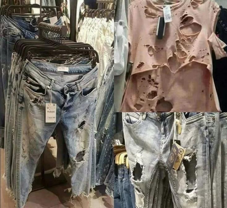 грязная одежда 3