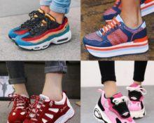 Кроссовки-носки и другие модные модели для лета-2019