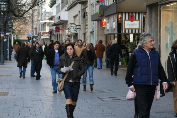 Почему немки не носят платья? Правда ли это?