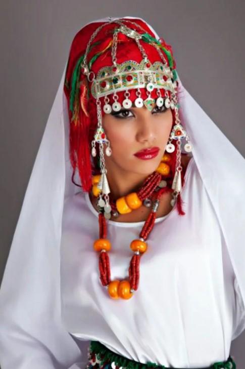 марокко берберы