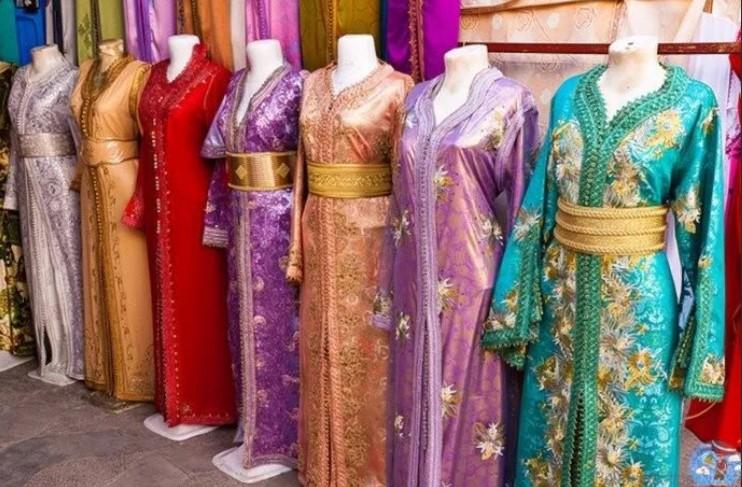 марокко ткани