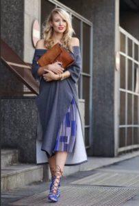 одежда голубой 3