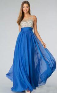одежда синий 4