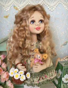 поделки кукла 3