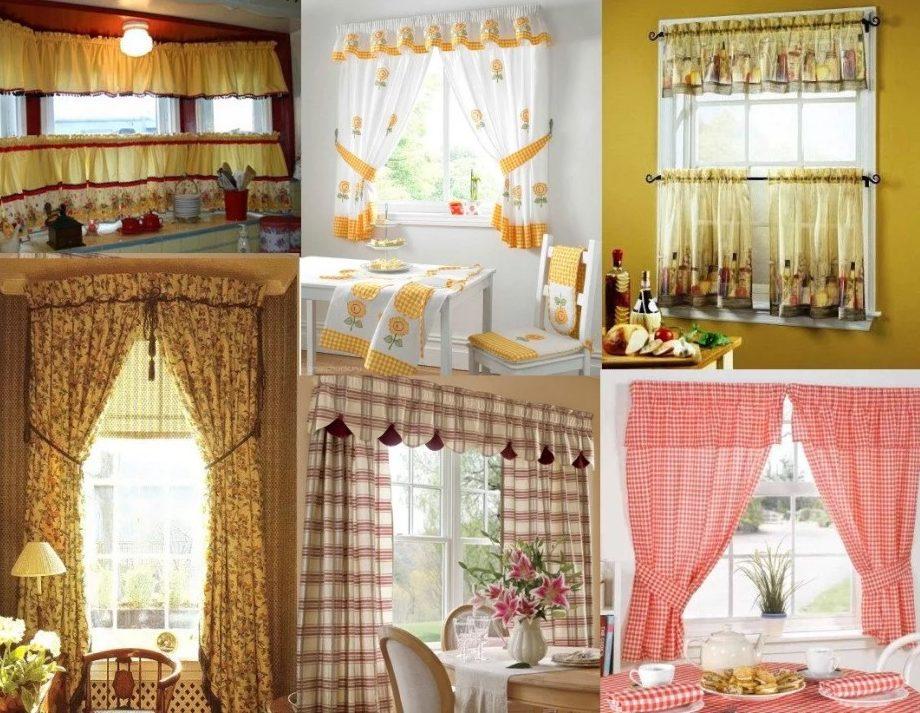 поделки шторы