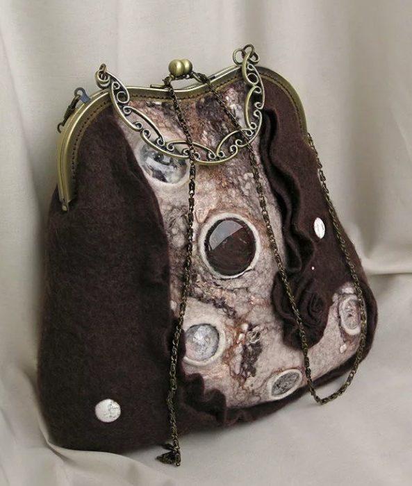 поделки сумка 4