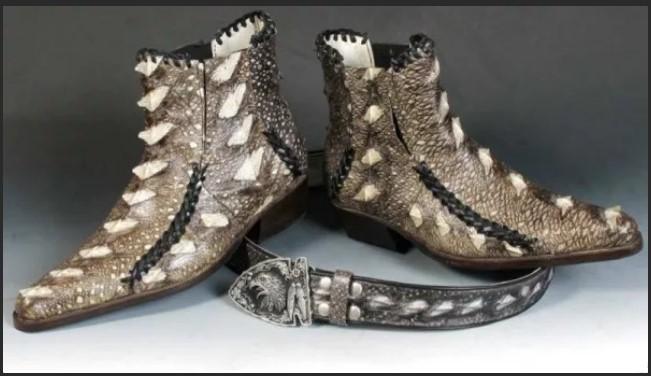 рыба обувь