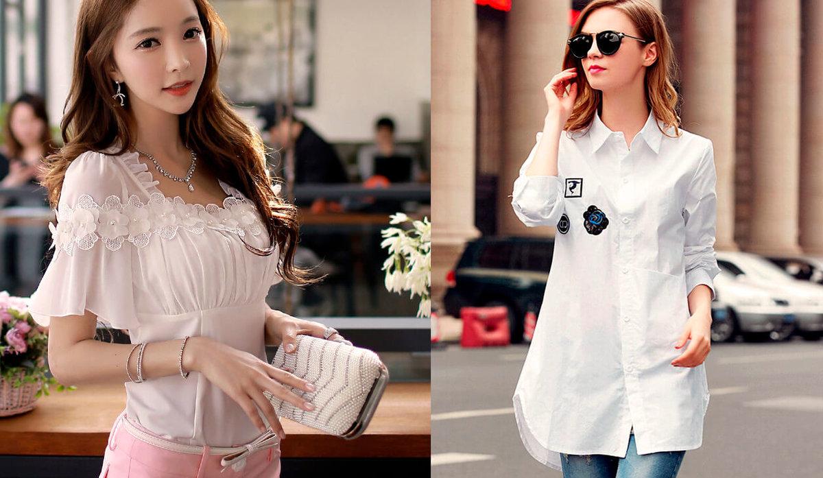 Как выбрать идеальную блузку