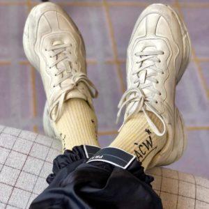 страшные кроссовки