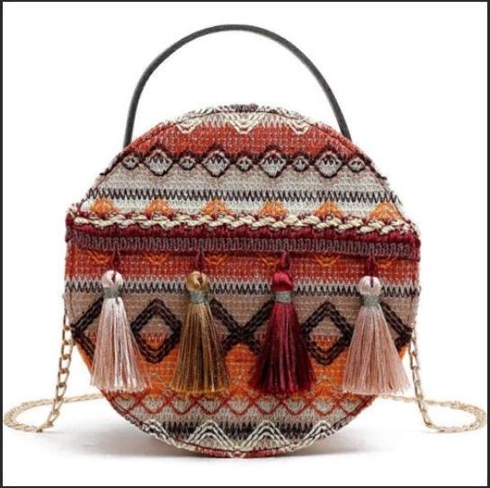 сумка из текстиля