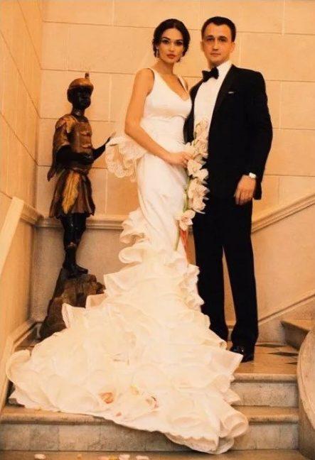 свадьба алена