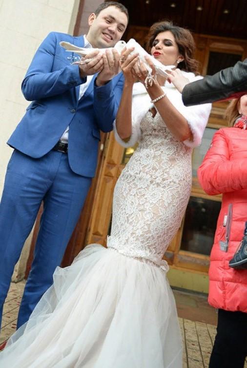 свадьба алиана