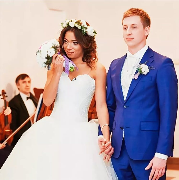 свадьба либерж