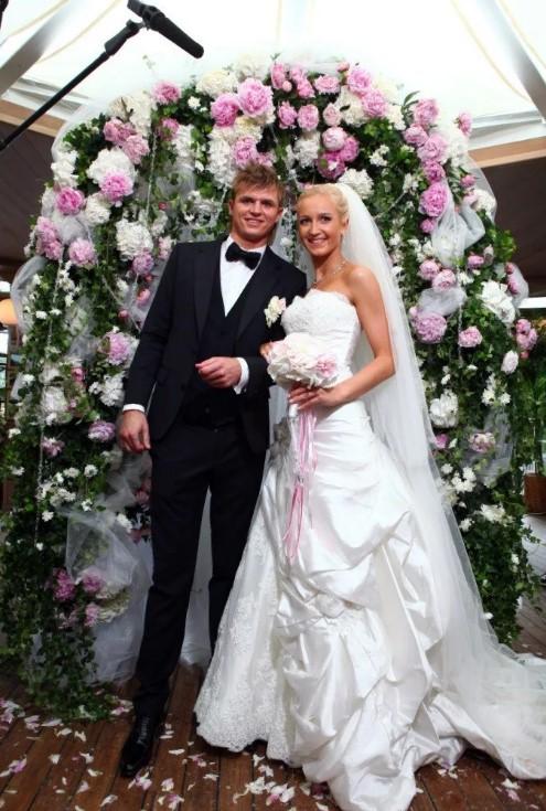 свадьба ольга