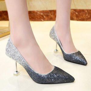 туфли острые