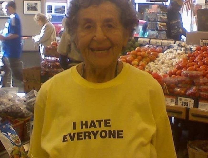 я ненавижу всех