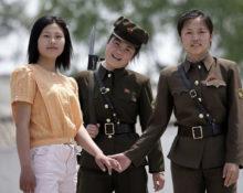 жительницы северной кореи
