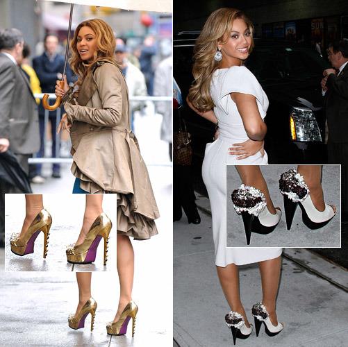 Любимые туфли знаменитостей: какие бренды звёзды носят не снимая