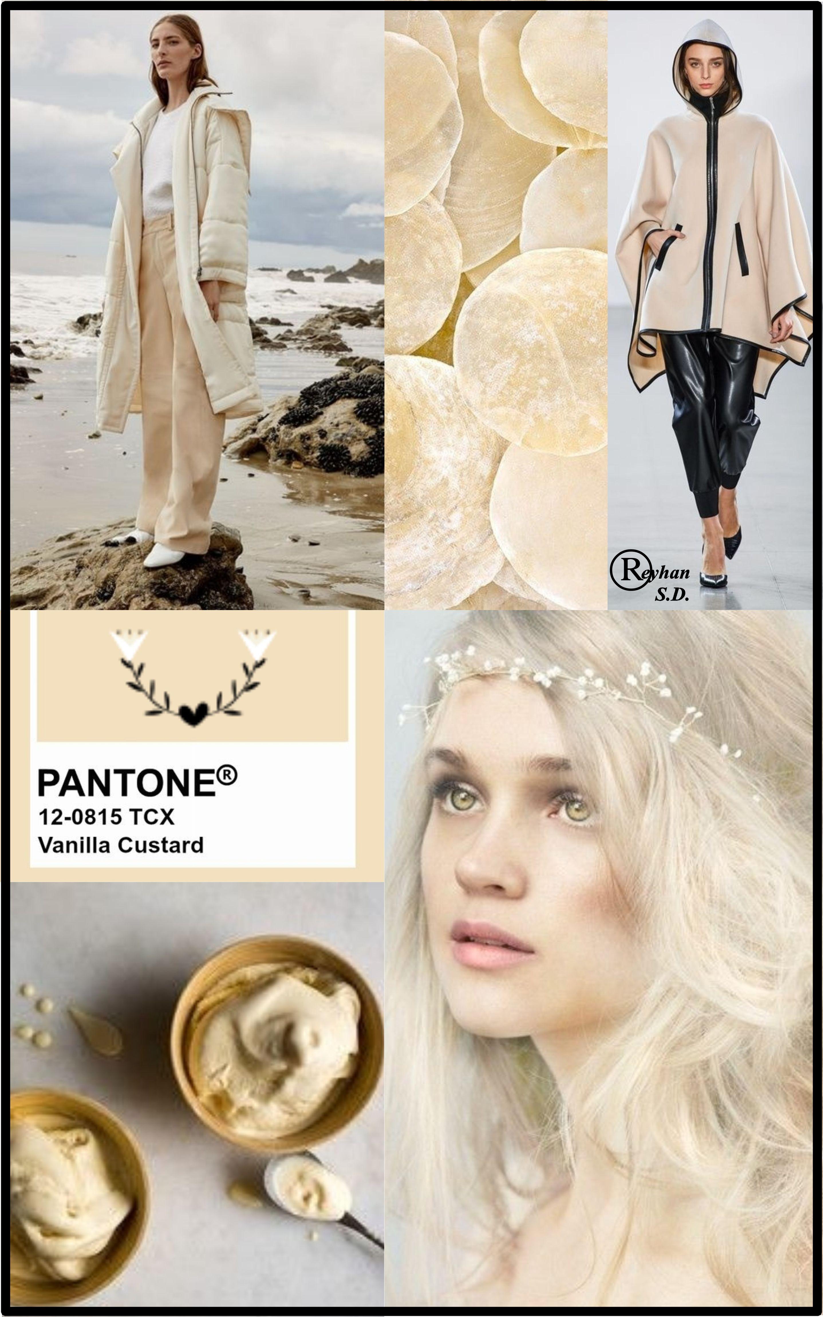 Vanilla Custard в одежде