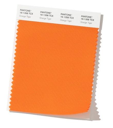 оранжевый тигр