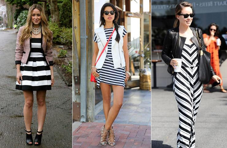 Секреты одежды в полоску: как выбрать, с чем носить