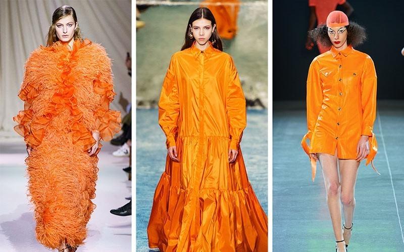 Orange Tiger в одежде