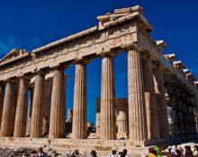 греция акрополь