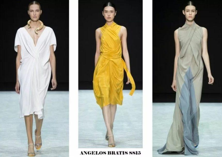 греция бренд одежды