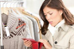 Как сэкономить на одежде и обуви