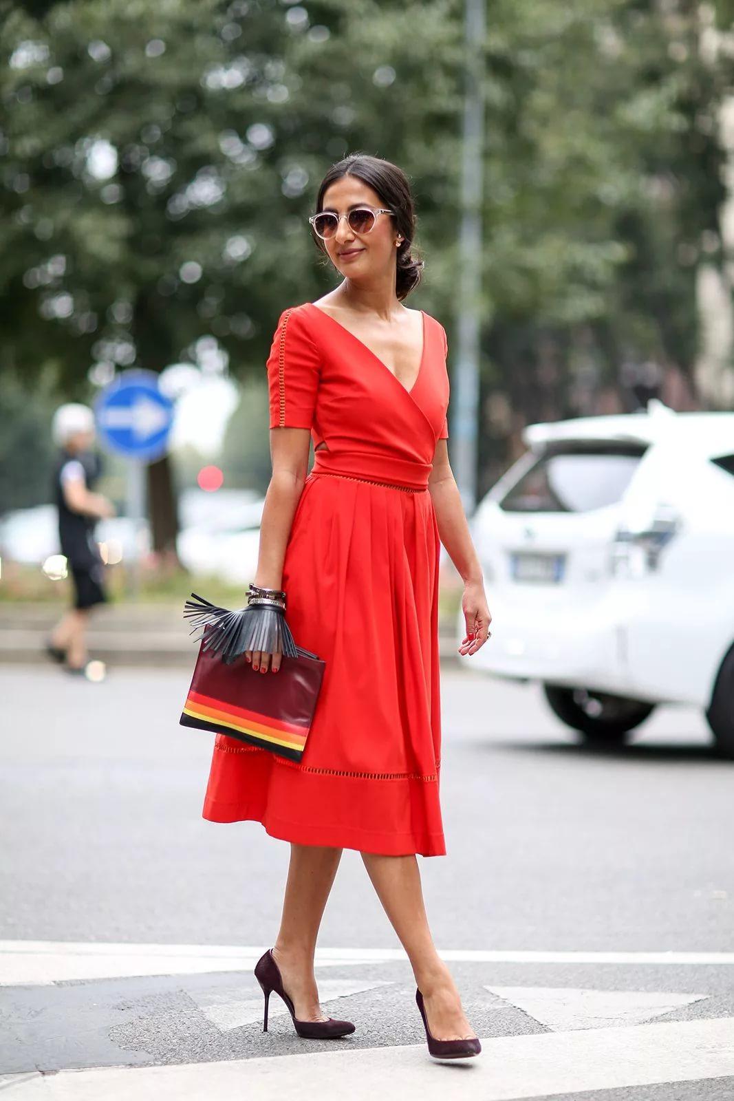 Как одеваются итальянки летом