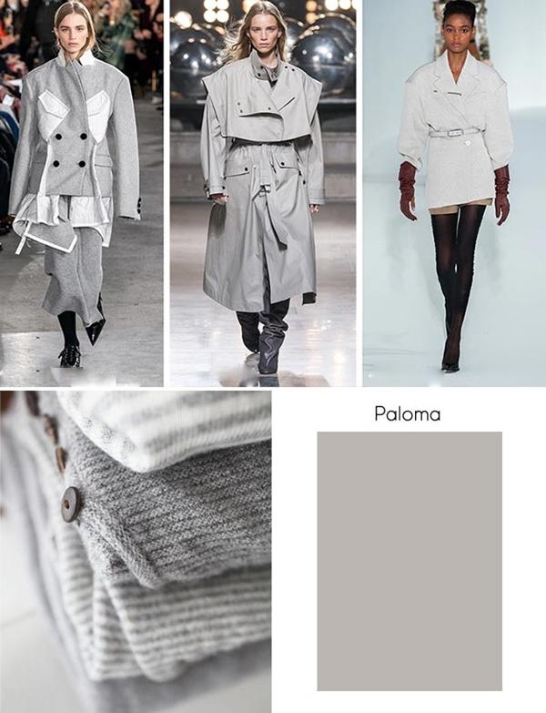 Paloma в одежде