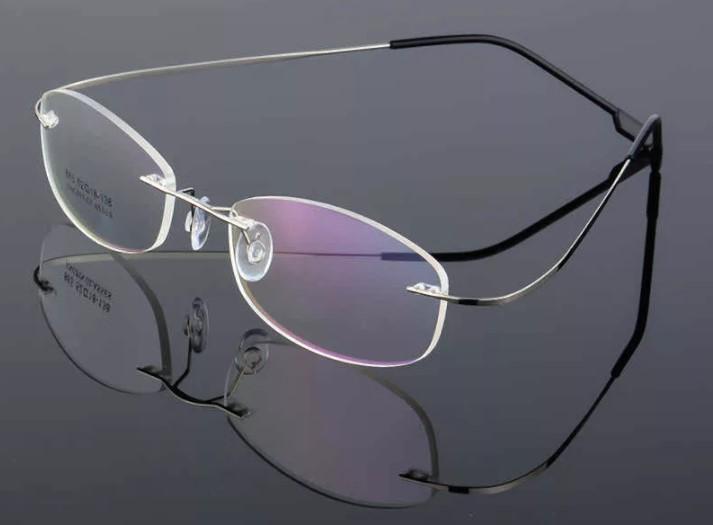 очки безободковые