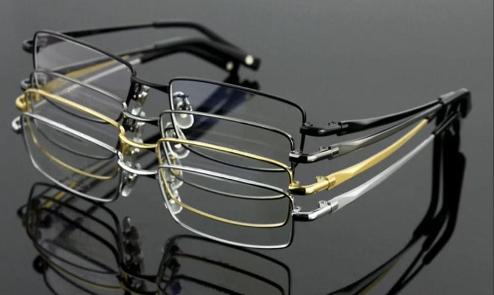 очки из титана
