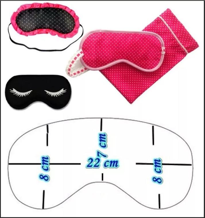 очки мерки для сна