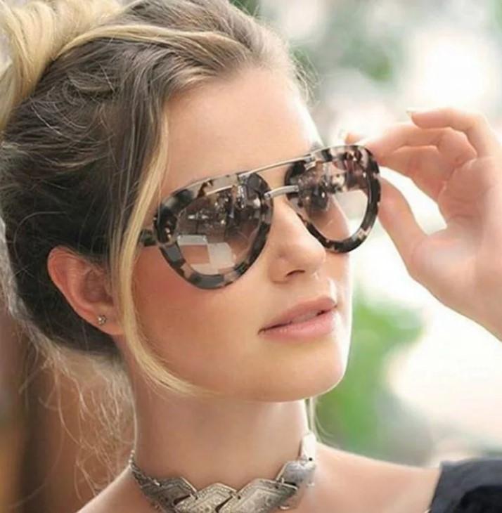 очки мраморные