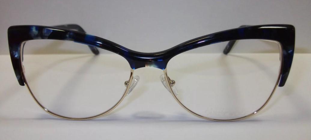 очки полуободковые