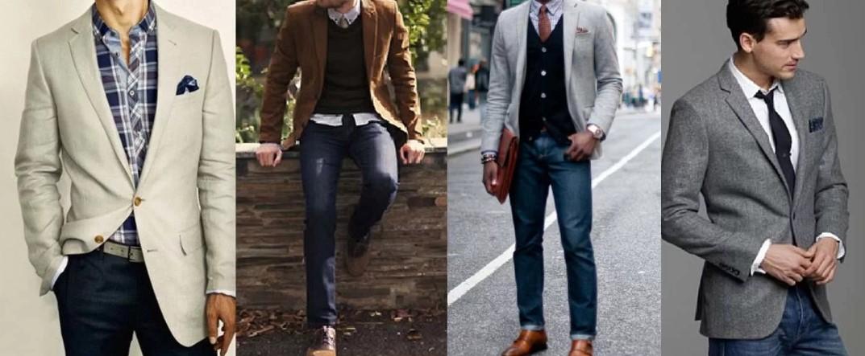 пиджак разные