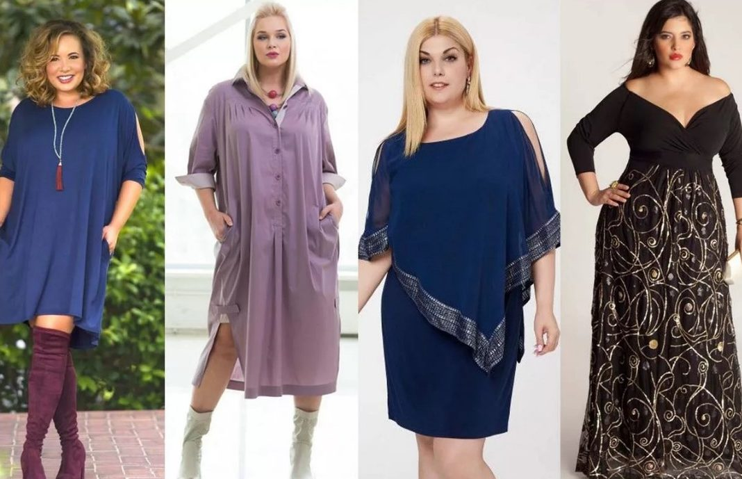 платья мода