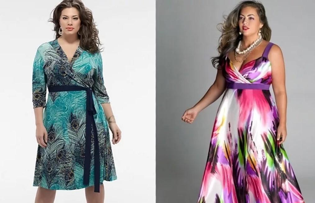 платья яркие