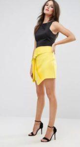юбка мини 3
